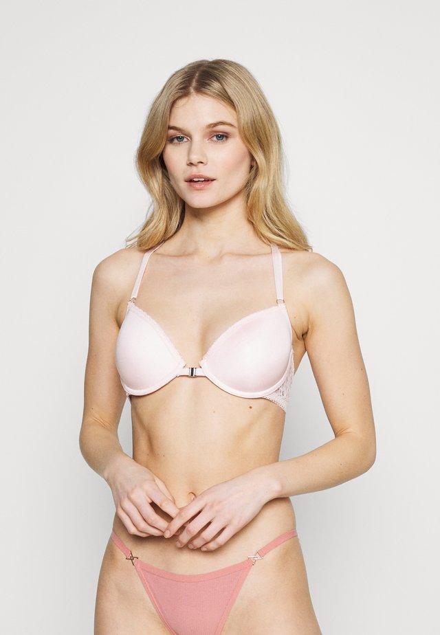 SCHALEN LISETTE - T-Shirt BH - pink