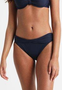s.Oliver - PANTS BAND  - Bikinibroekje - navy - 0