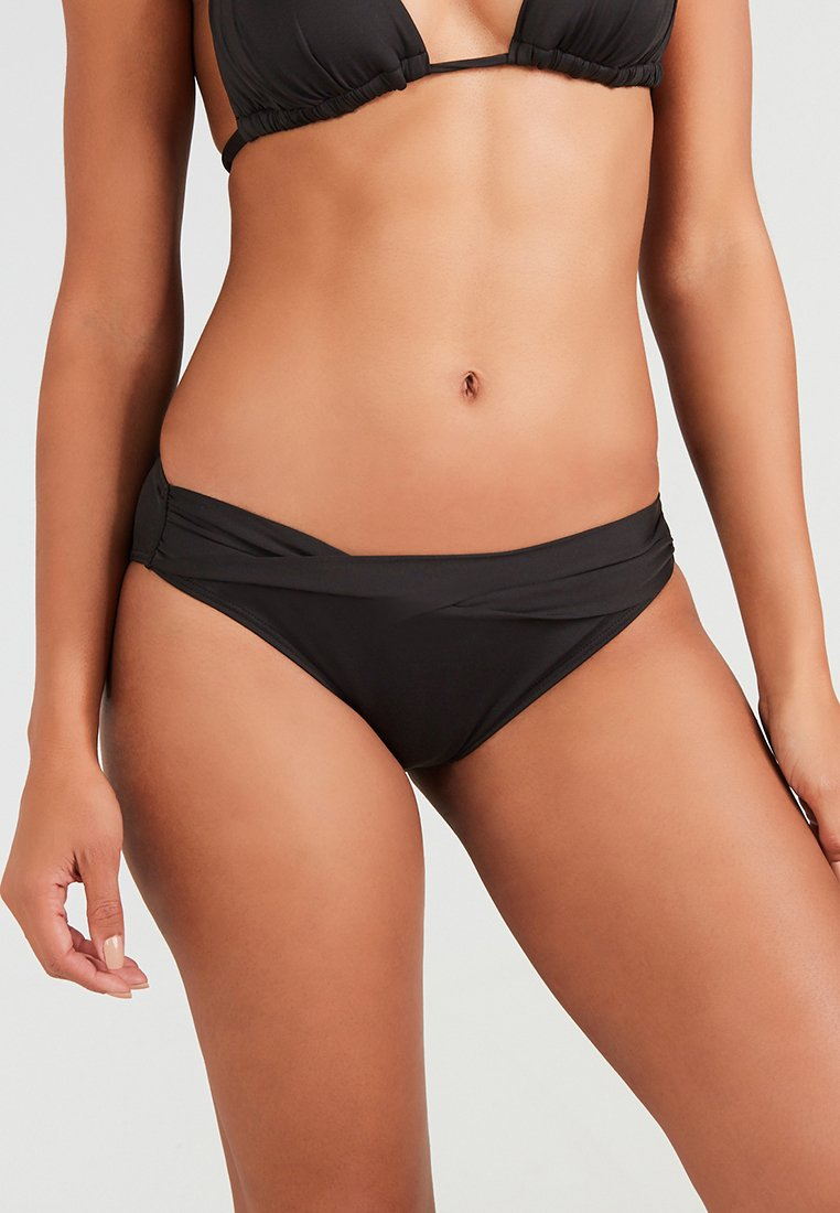 s.Oliver - PANTS BAND  - Bikinibukser - black