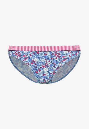 JILL PANTS NORMAL - Bikinibroekje - blue