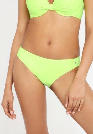 SPAIN - Bikini bottoms - lime