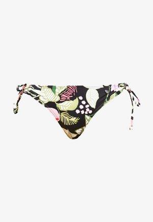 PANTS LOOP - Bikinibroekje - black