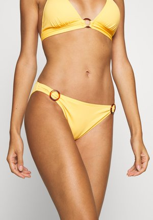 PANTS RING - Bikini-Hose - yellow