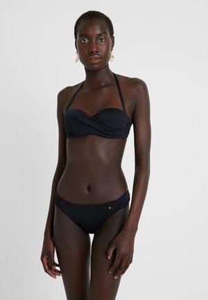 WIREBANDEAU SET - Bikini - black