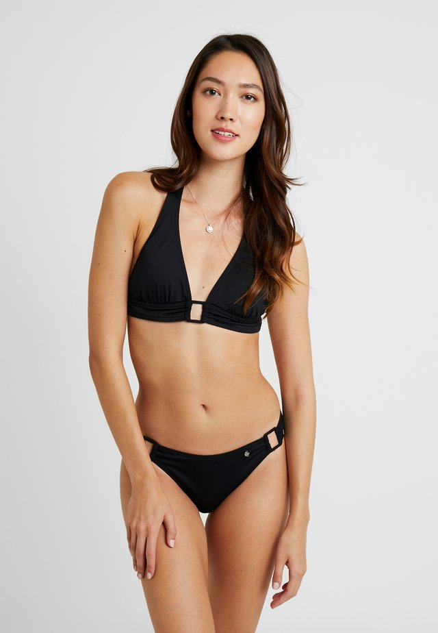 TRIANGLE SET - Bikinier - black