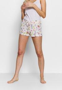 s.Oliver - SHORTS - Pyjama bottoms - light pink - 0