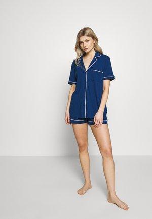 SHORTY SET - Pyjama - blue