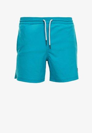 LEICHTE MIT TASCHEN - Swimming shorts - caribbean sea