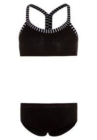 s.Oliver - 2 PACK - Underwear set - schwarz - 2
