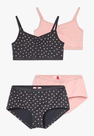 SET 2 PACK - Underwear set - ros/ant allo