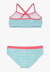s.Oliver - BUSTIER - Bikini - turquoise - 1