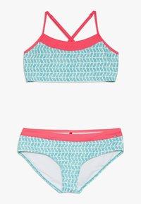 s.Oliver - BUSTIER - Bikini - turquoise - 0