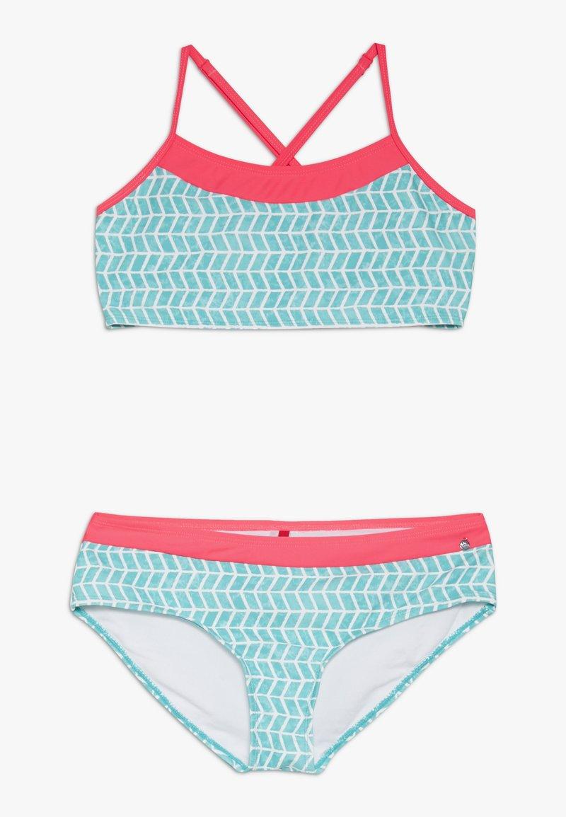 s.Oliver - BUSTIER - Bikini - turquoise