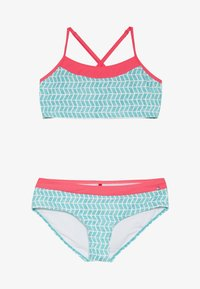 s.Oliver - BUSTIER - Bikini - turquoise - 2