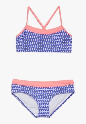 Bikini - blue/white