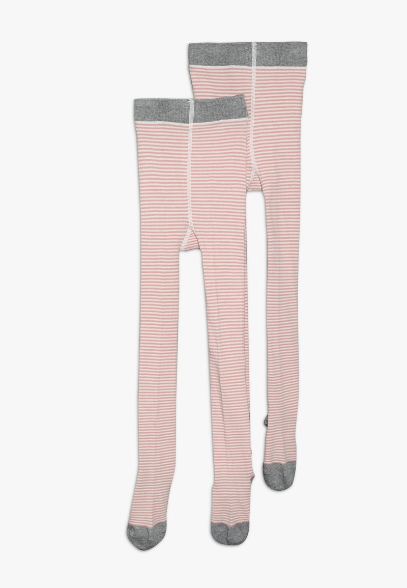 s.Oliver - ONLINE JUNIOR FASHION TIGHTS 2 PACK - Tights - peachskin