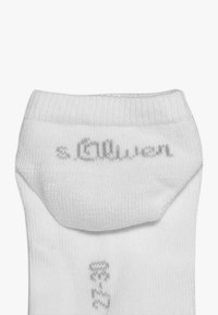 s.Oliver - SNEAKER JUNIOR 10 PACK - Socks - white - 3