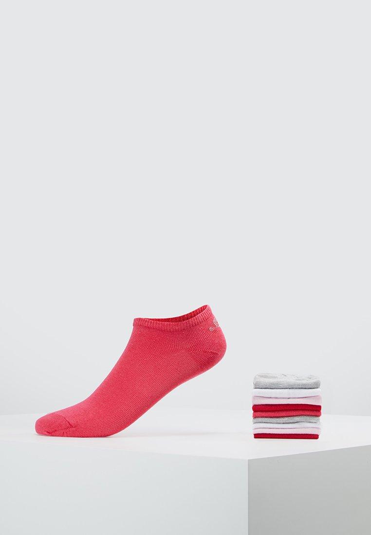 s.Oliver - SNEAKER JUNIOR 10 PACK - Ponožky - orichid
