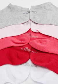 s.Oliver - SNEAKER JUNIOR 10 PACK - Ponožky - orichid - 2