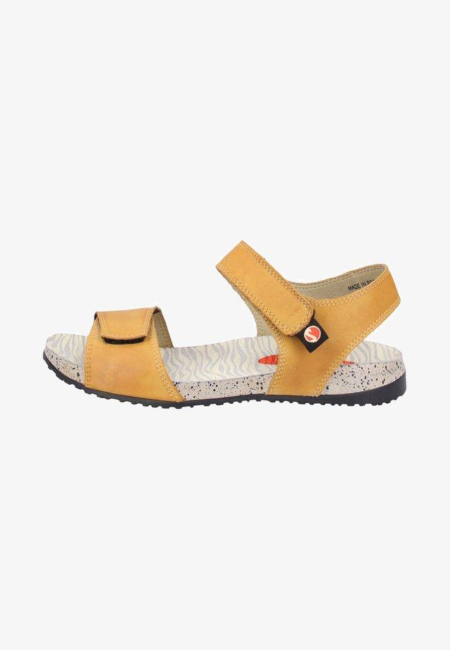 Sandały trekkingowe - yellow