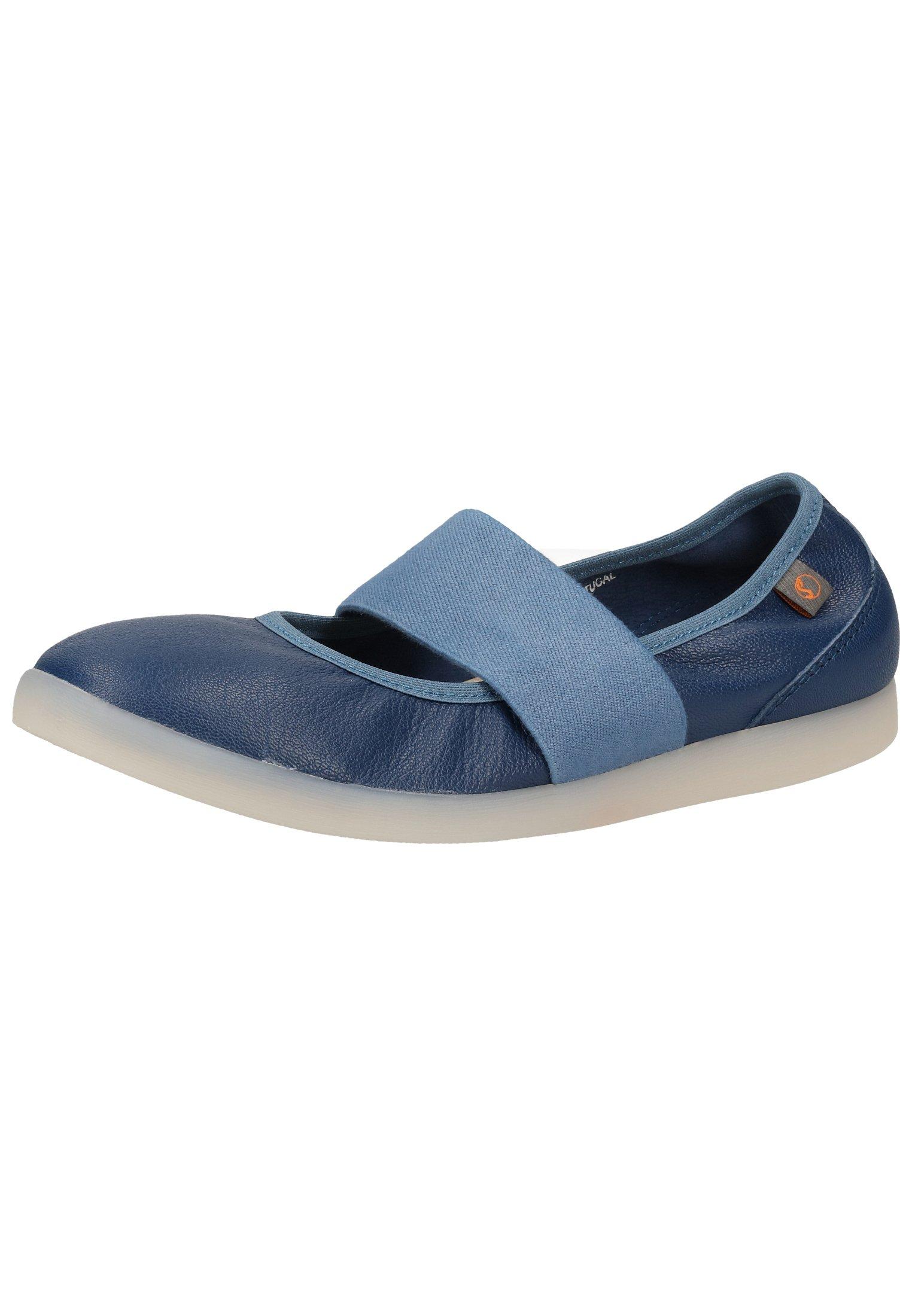 Softinos Baleriny - blue