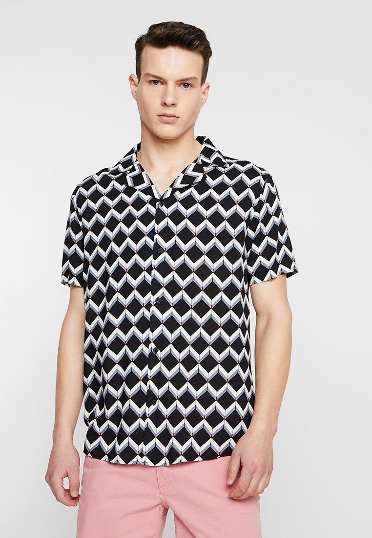 Solid - TIPPI - Shirt - black