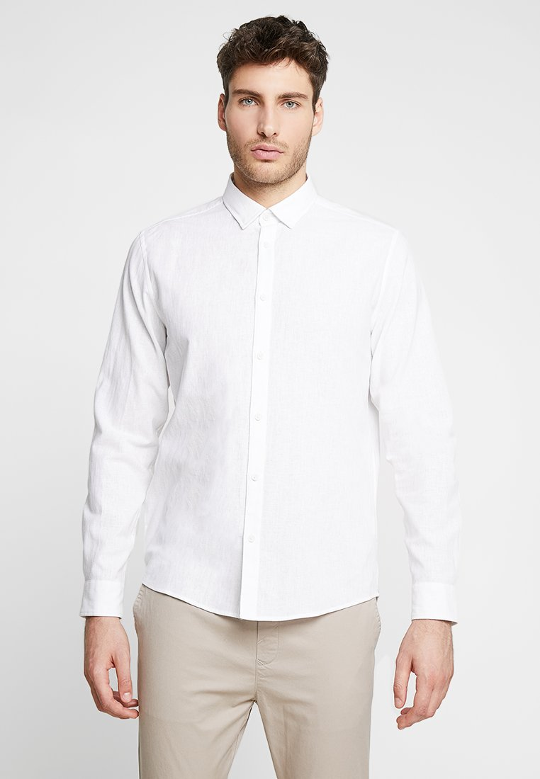 Solid - Shirt - bleached sand