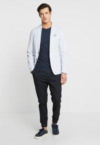 Solid - TRUC CUFF - Pantalon classique - insignia - 1
