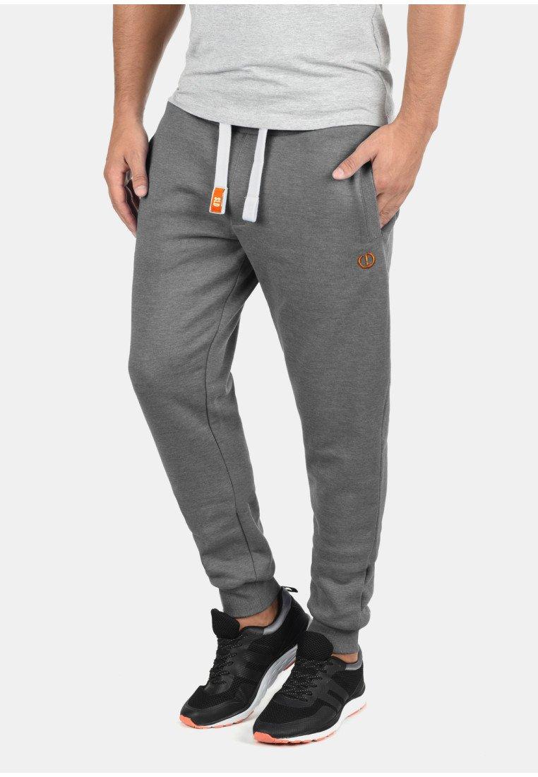 Solid - BENN - Tracksuit bottoms - grey melange