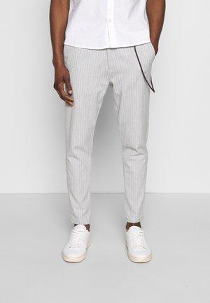 PANTS JIM - Kalhoty - fog grey