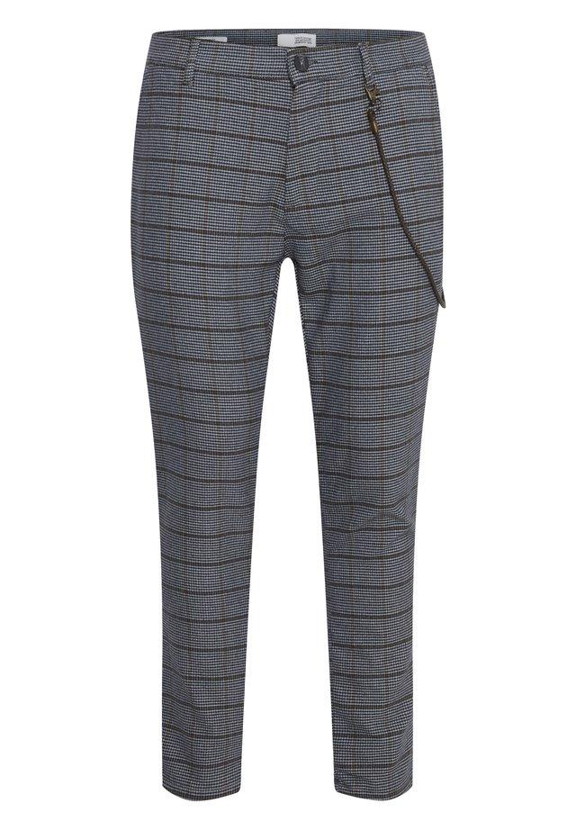 TRAVIS - Pantalon classique - med grey m