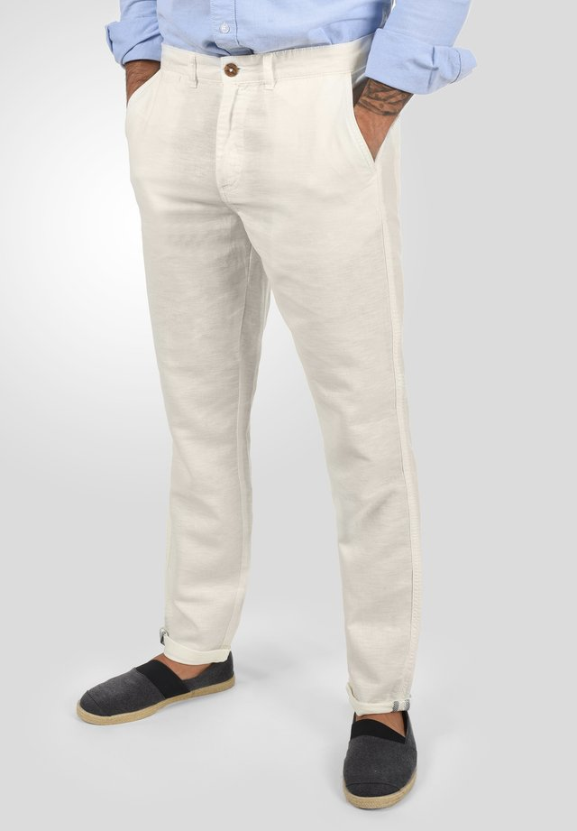 LORAN - Trousers - off white