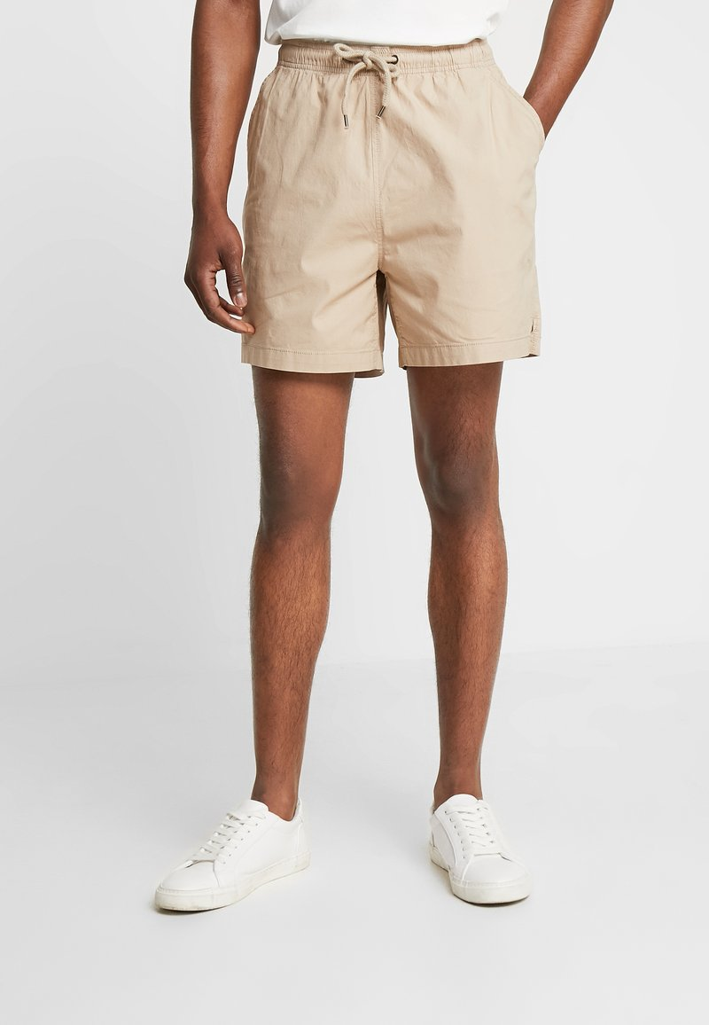 Solid - TUGA POLIN - Shorts - sand