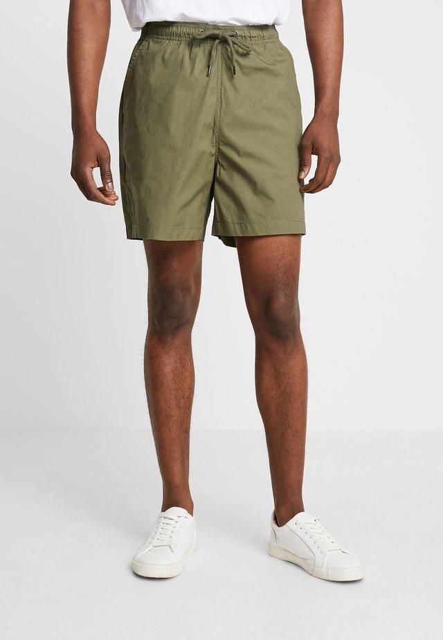 TUGA POLIN - Shorts - dusty olive