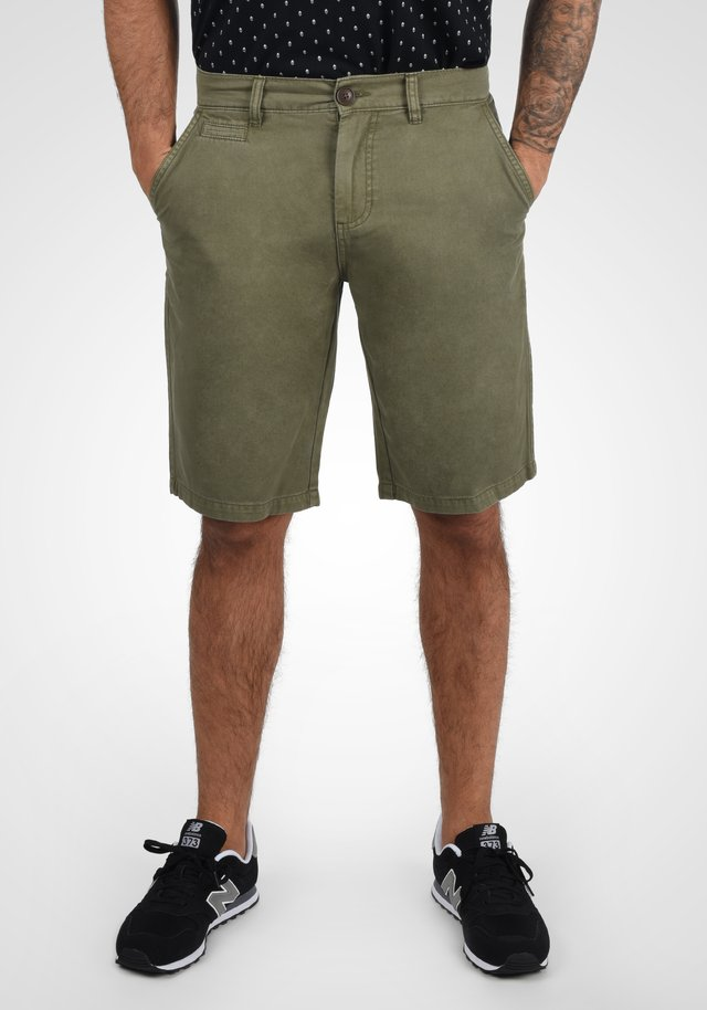 VISEU - Shorts - dusty olive