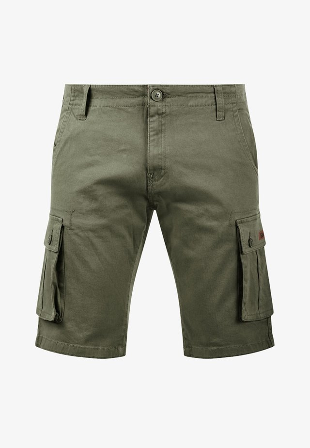 LAURUS - Shorts - dusty olive