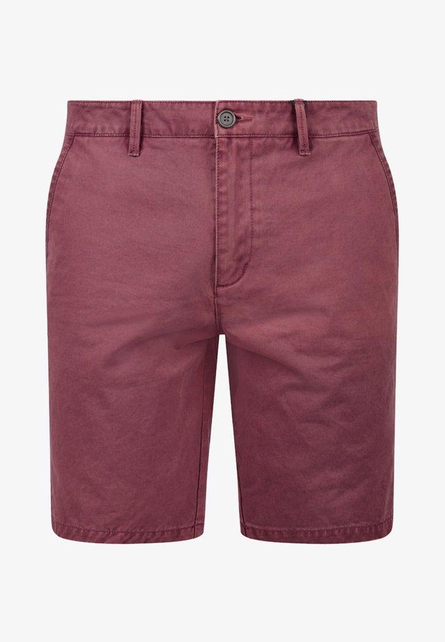 PINHEL - Shorts - wine red
