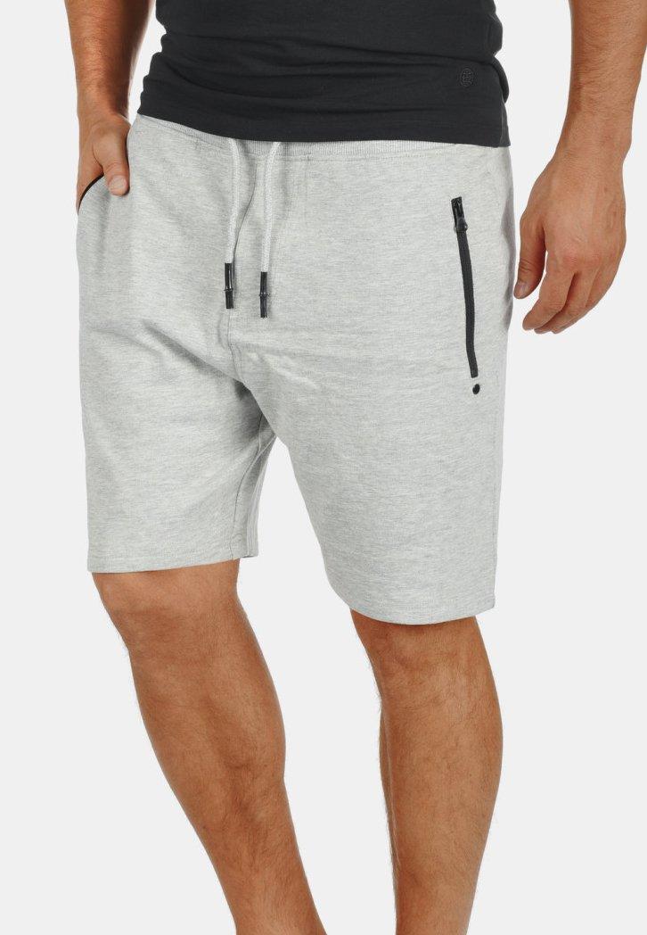 Solid - TARAS - Shorts - light grey