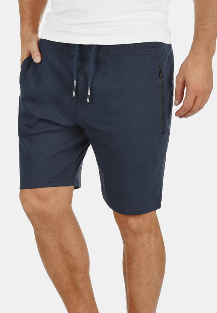Solid - TARAS - Shorts - blue