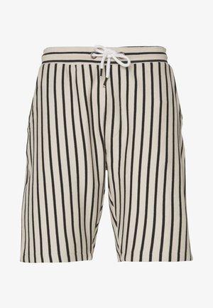 RON STRIPE - Shorts - white