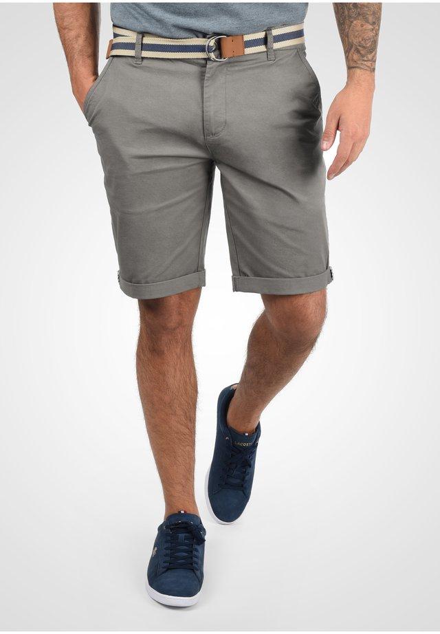 Monty - Shorts - mid grey