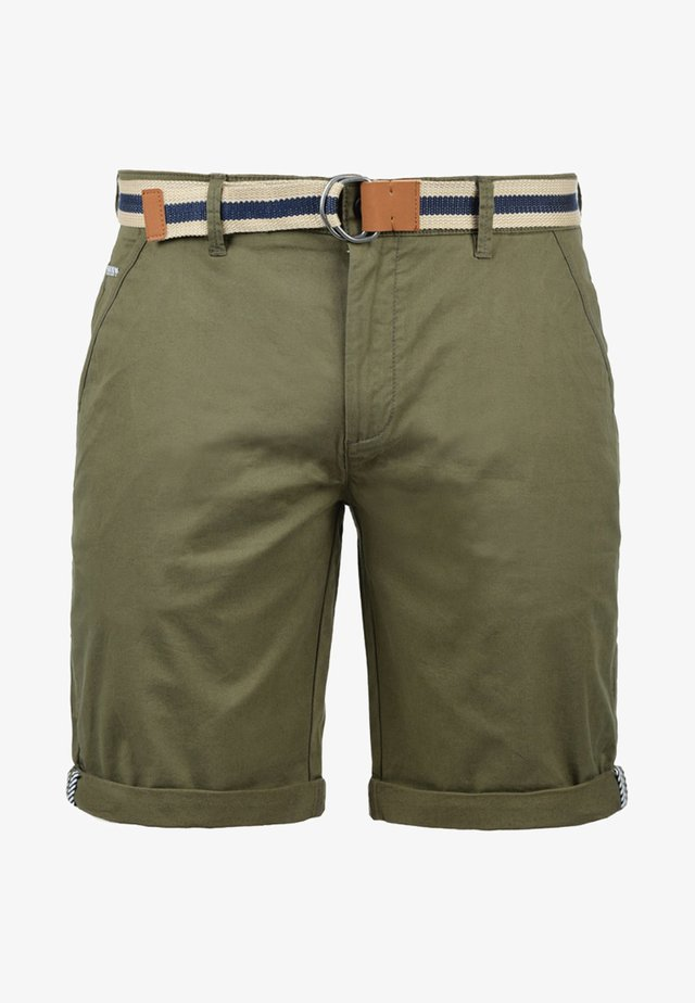 Monty - Shorts - dusty olive