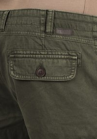 Solid - VIZELA - Shorts - ivy green - 5