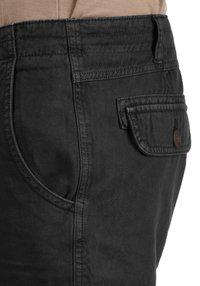 Solid - VIZELA - Shorts - black - 4