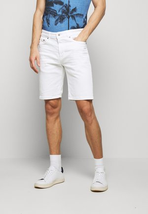 Jeans Shorts - white