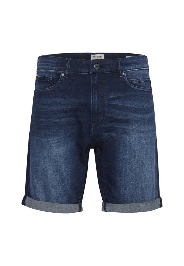 Jeansshort - blue dnm
