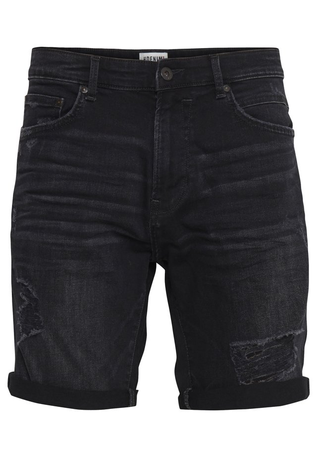 Jeans Short / cowboy shorts - dark grey
