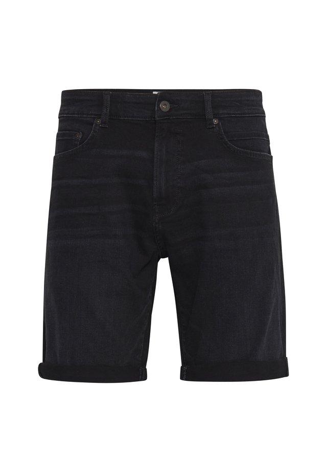 RYDER - Denim shorts - black dnm