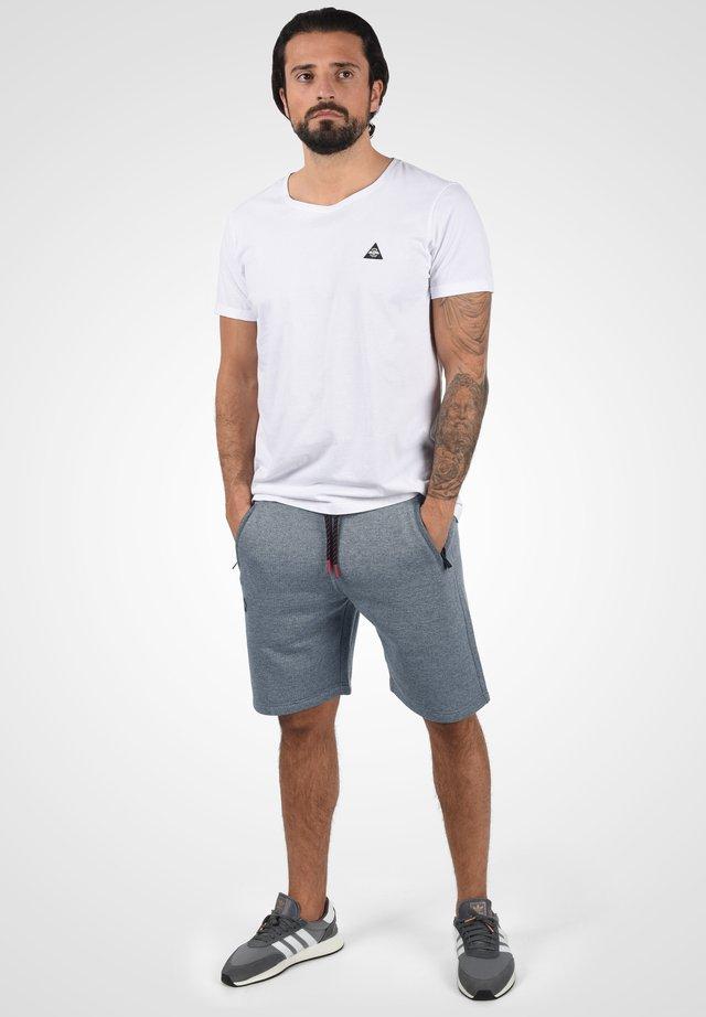 RAFIK - Shorts - insignia blue melange