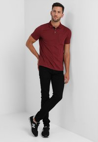Solid - DEXTER - Jeans Skinny - black denim - 1